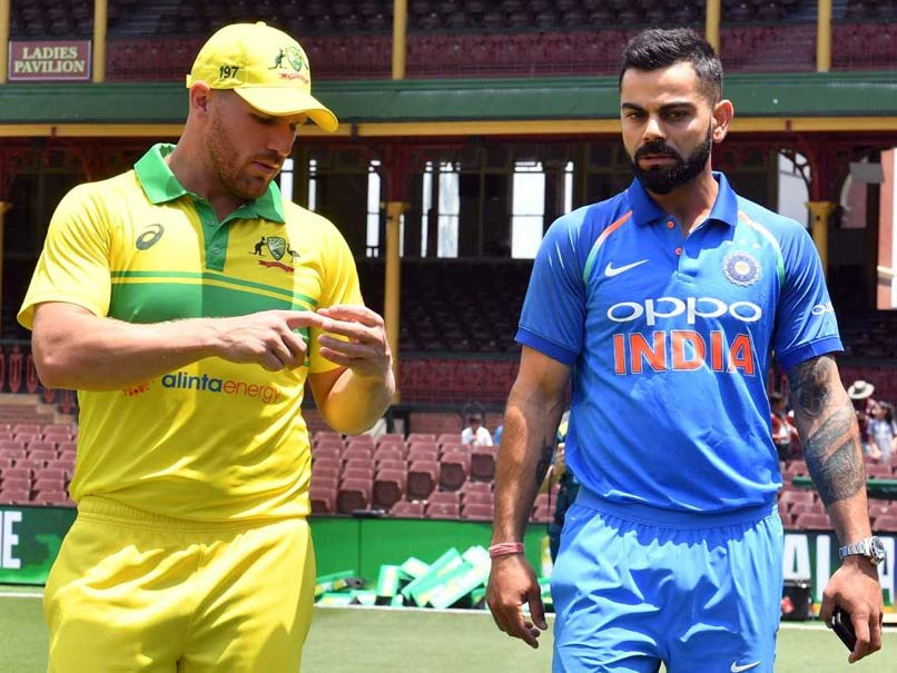 India vs Australia, Live Score 1st ODI: Australia Pacers Dismantle India Early In Chase Of 289