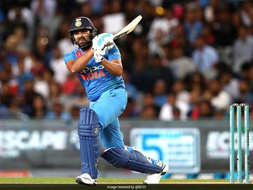 Rohit Sharma Becomes Leading T20I Run-Scorer With Record-Breaking Knock