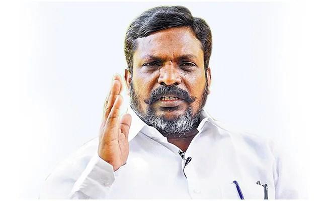 பாமகவுடன் கூட்டணி வைத்ததால் அதிமுகவுக்குதான் பாதிப்பு ஏற்படும்'' –  திருமாவளவன் பேட்டி | No Use For Pmk Alliance With Admk Said Vck President  Thirumavalavan - NDTV Tamil