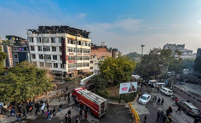 4 Ways In Which Karol Bagh Hotel Fire Was A Disaster Waiting To Happen
