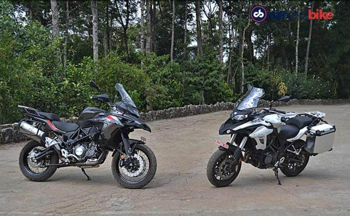 The prices for the Benelli TRK 502 range starts at Rs. 5.10 lakh, currently
