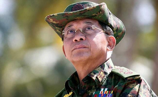 رئيس جيش ميانمار ينفى الاضطهاد المنهجي للروهينجا