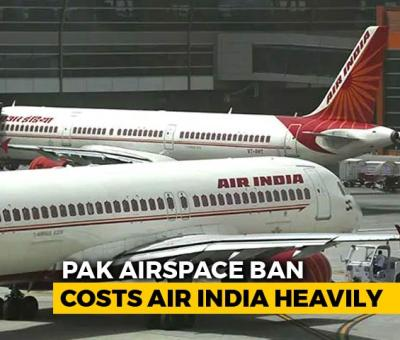 pakistan air space ban costed air india heavy amounts