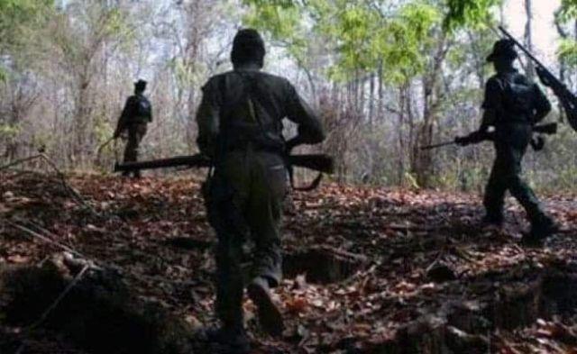 बिहार के गया में सुरक्षाबलों और माओवादियों के बीच एनकाउंटर, जोनल कमांडर समेत 3 माओवादी ढेर