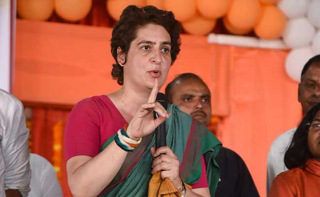 'US Chose 1st Woman Vice President Only Now While India...': Priyanka Gandhi Vadra