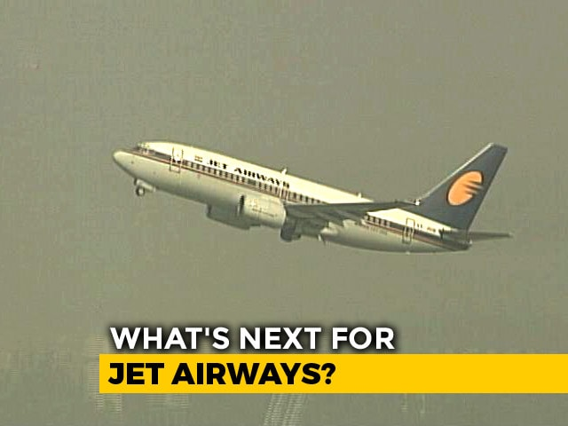 jet airways in deep troubles