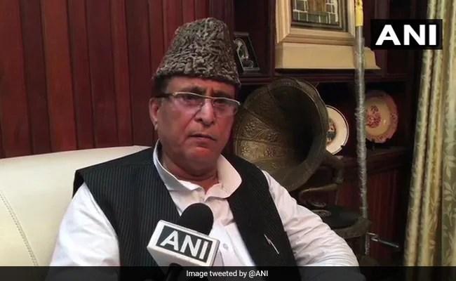 Case Filed Against Azam Khan Over 'Khaki Underwear' Remark Against Jaya Prada: Live Updates