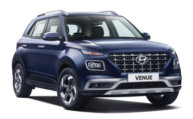 Hyundai Venue Launch Live Updates: Price, Specifications, Images, Features - NDTV CarAndBike