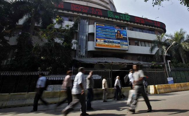 Sensex, Nifty Gain For Second Straight Session Led By Banks
