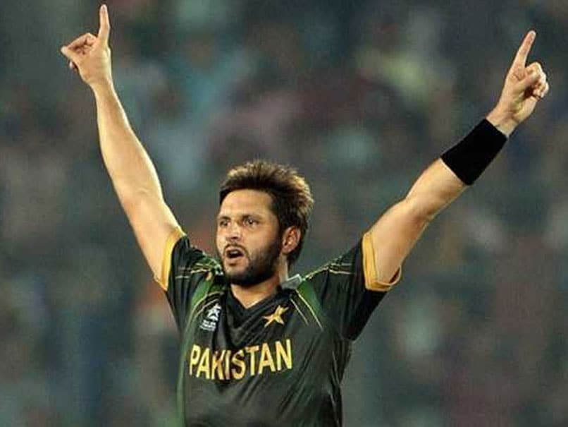 Shahid Afridi Reveals His Real Age