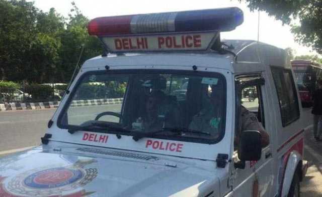 Car Falls 40 Feet From Delhi Flyover, Topples; 2 Occupants Injured
