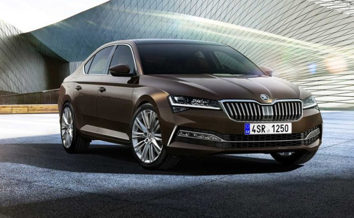 The Skoda Superb Facelift will be launched digitally on a virtual press conference.