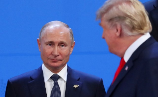 Donald Trump Says 'Probably Not' Taking Part In Vladimir Putin's Iran Conference