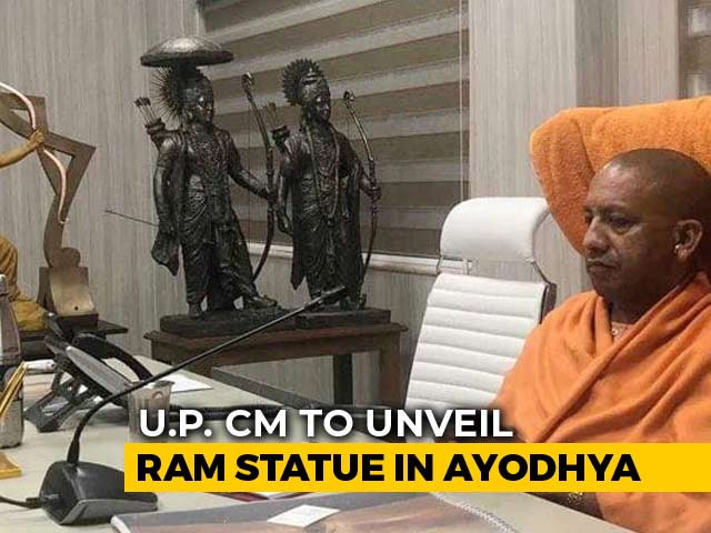 June 07 2019 - Daily Devotional News - Lord Rama Statue In Ayodhya