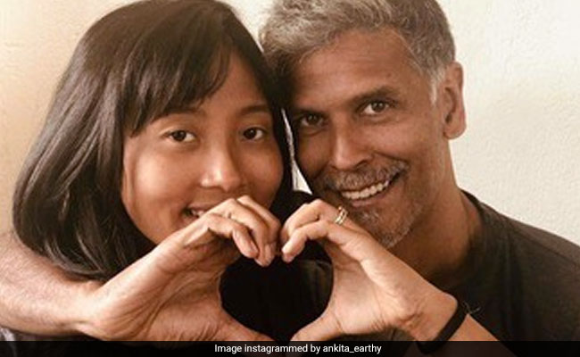 How Milind Soman And Ankita Konwar Met And Fell In Love. Age Gap? 'No Issue'