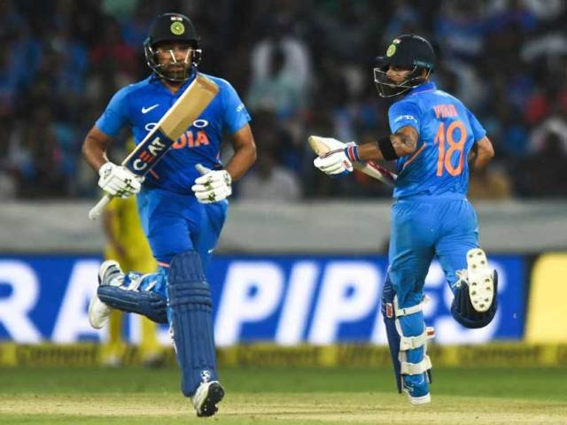 India vs Australia: World Cup Head To Head Match Stats