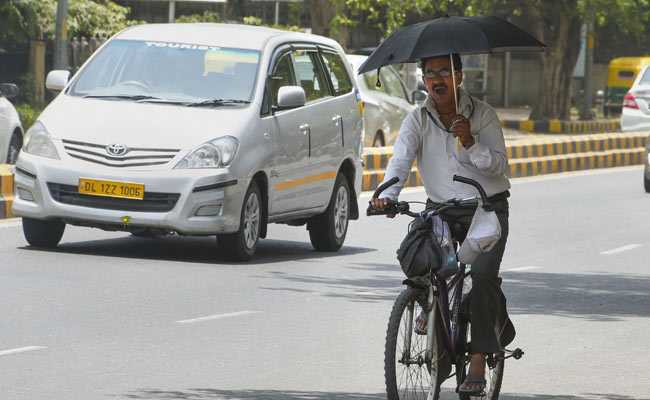 Delhi Air Quality 'Moderate', Temperature May Reach 36 Degrees