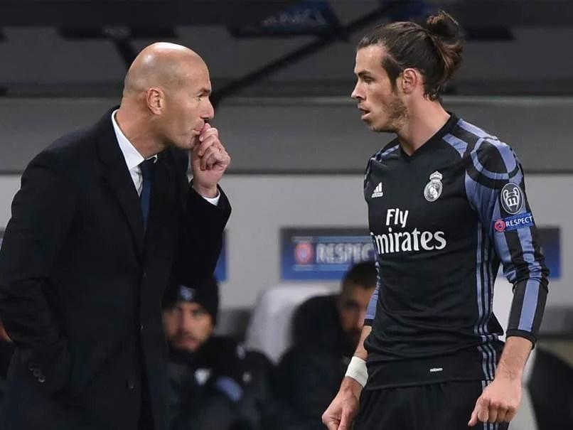 Zinedine Zidane A Disgrace Over Gareth Bale Exit Comments: Agent