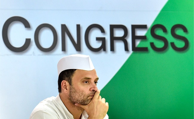 'US Silent About What Is Happening In India': Rahul Gandhi