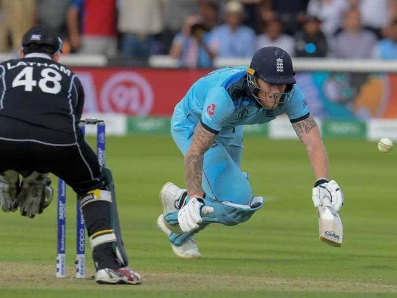 Cricket World Cup Final Umpire Admits Error: Report