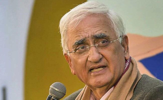 दिल्ली दंगों की चार्जशीट में कांग्रेस के सलमान खुर्शीद का नाम