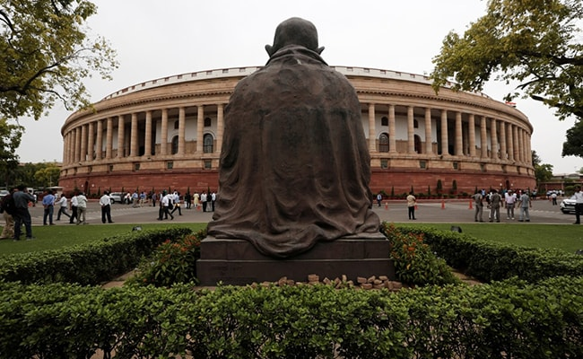 Parliament Monsoon Session Live Updates: 8 MPs Suspended Over Farm Bills Row Refuse To Leave, Protest Overnight