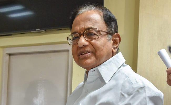 Win In 2022 Goa Polls Would Mean Win In 2024 Lok Sabha Elections, P Chidambaram Explains
