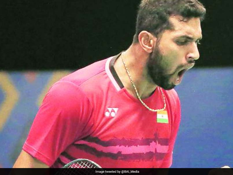 Badminton World Championships: HS Prannoy Stuns Lin Dan In The Second Round