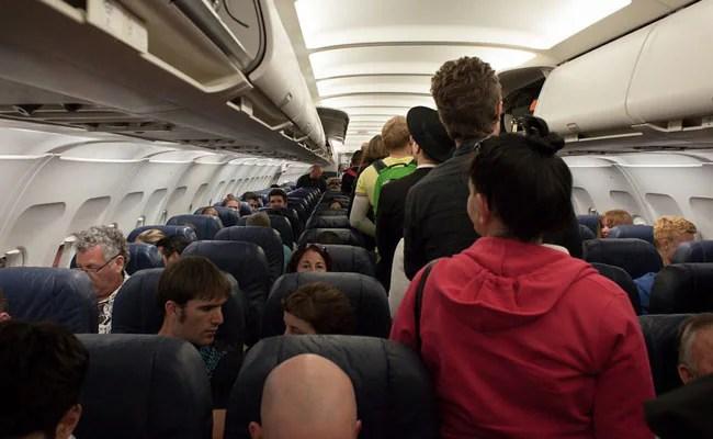 Bad Behavior On Planes Drawing Bigger Fines In US