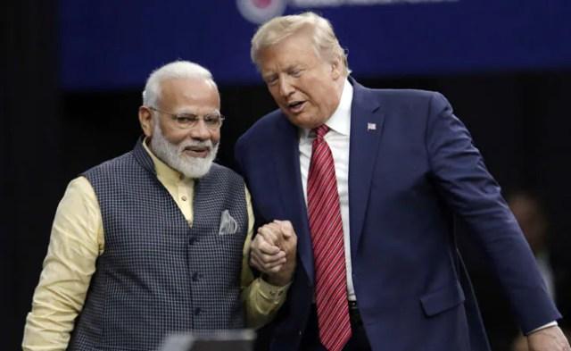 Ahmedabad Preps For Grand Trump-PM Modi Roadshow
