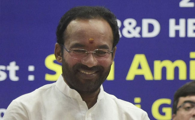 Centre Doesn't Look Crime From Prism Of Caste Or Creed: Minister