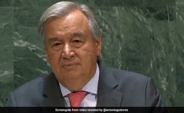Virtual Edition Of General Assembly To See Record Attendance: UN Chief