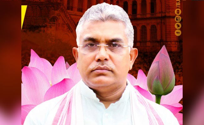 Trinamool Will Pay For Not Relaxing Lockdown On August 5: BJP's Dilip Ghosh