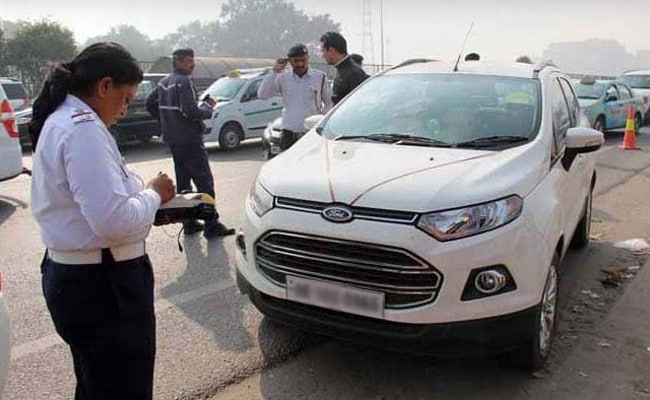 Image result for Good news, now the challan will not be cut even if there is no paper, know what is the new rule!