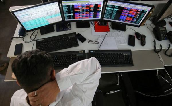 Sensex Plunges 500 Points, Nifty Hovers at 11,900; Metals, Autos Lead Decline