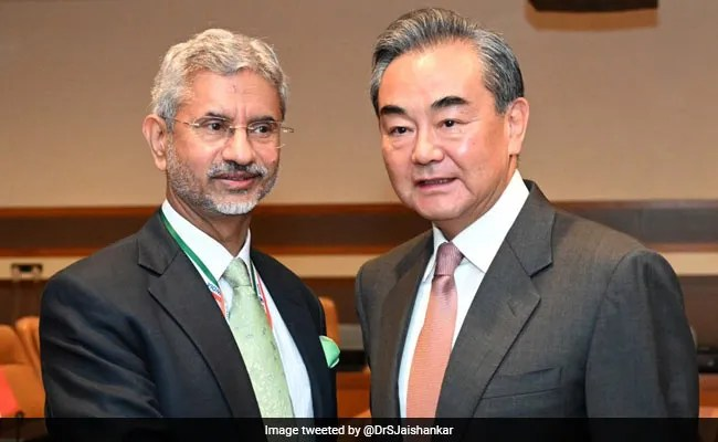 It is necessary to remove troops from all the confrontational areas in East Ladakh: Foreign Minister