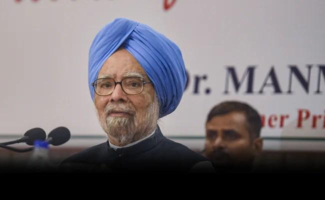 Former PM Manmohan Singh Tests Positive, Hospitalised: Report