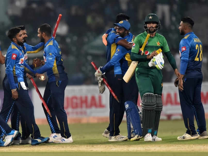Sri Lanka Cricket Chief Fed Up With Pakistan