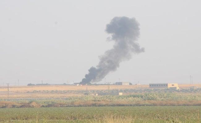 Shelling Kills 18 In Syria's Rebel-Held Afrin: War Monitor