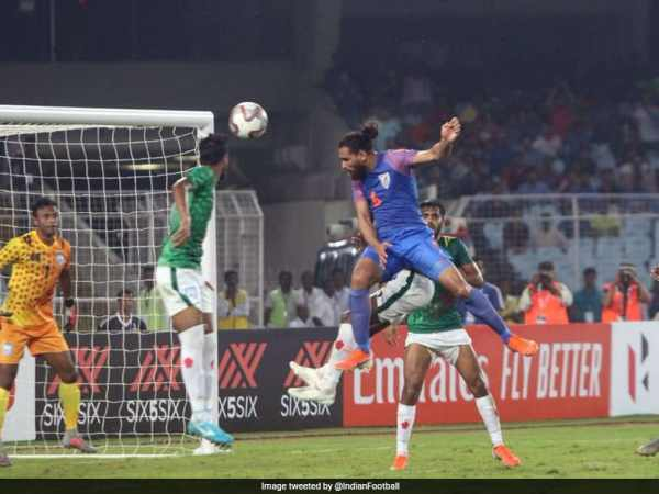 World Cup 2022 Qualifiers, India vs Bangaldesh: Adil Khan Helps India Salvage Draw Against Bangladesh | Football News