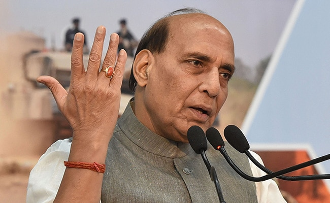 Trust Between Government, Industry Up After Scrapping Retrospective Tax: Rajnath Singh