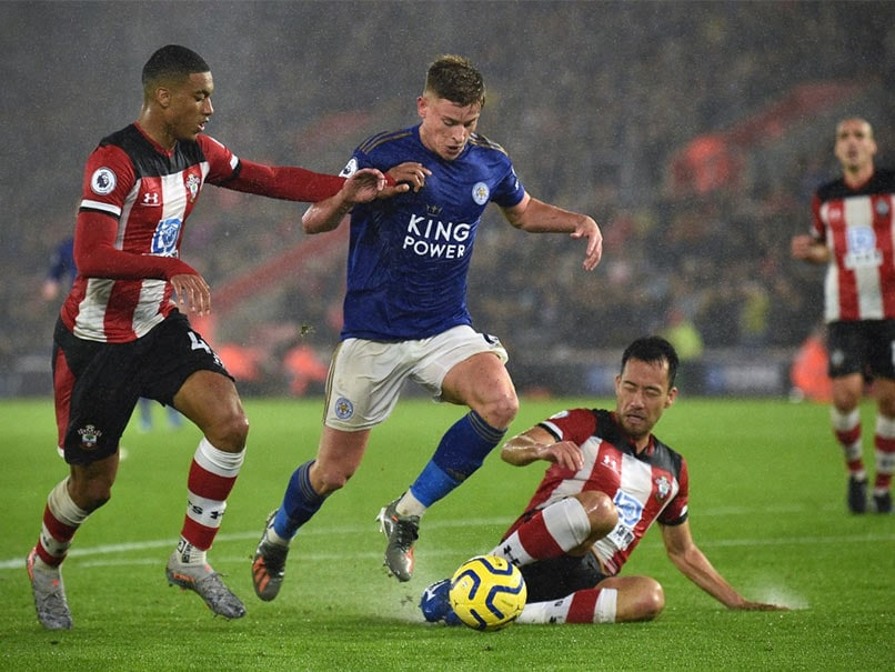 Premier League: Southampton Players Donate Match Wages After 0-9 Loss To Leicester City