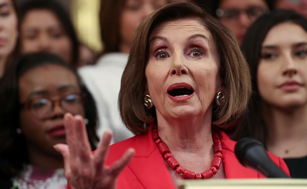 Nancy Pelosi Seeks Removal Of Confederate Statues From US Capitol