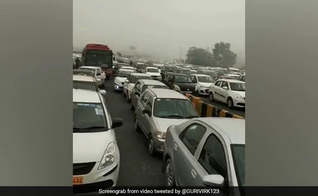 Traffic Advisory Issued On Donald Trump's Delhi Visit, Gurugram Route Affected