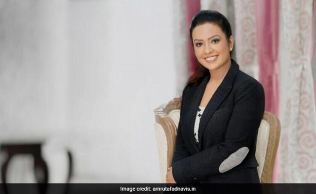On Kangana Ranaut vs Maharashtra Row, Amruta Fadnavis' 'Freedom' Tweet
