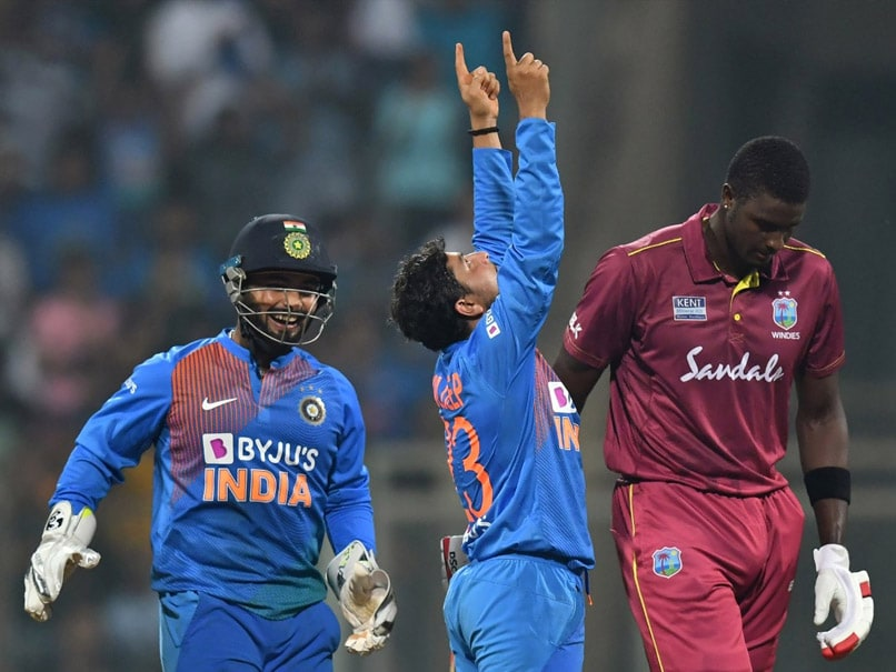 India Vs West Indies 2nd Odi Highlights Ind Vs Wi Live Match Updates Rohit Sharma Kuldeep Yadav Help India Level Series Against West Indies Cricket News