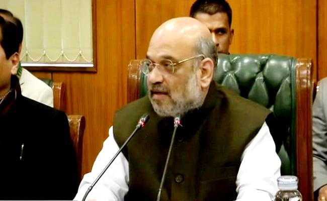 Atmanirbhar Uttar Pradesh Rozgar Abhiyan To Benefit Crores In 31 Districts: Amit Shah