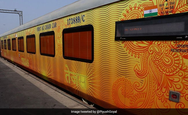 Ahmedabad-Mumbai Tejas Express Services To Be Suspended From April 2