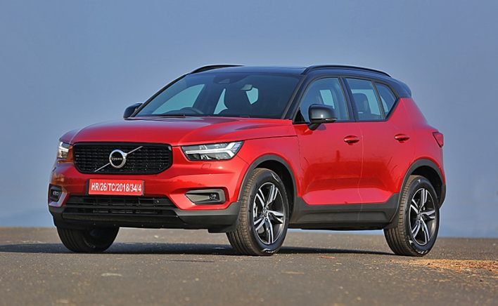 Volvo increases prices of its select models in India by up to Rs. 2 lakh