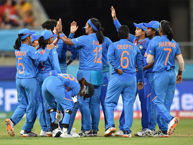 Indian Women's Team Wins T20 Game